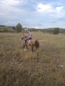 paardrijden omgeving Agde
